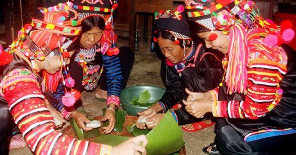 Điện Biên: Tết Nguyên đán đồng bào dân tộc Hà Nhì