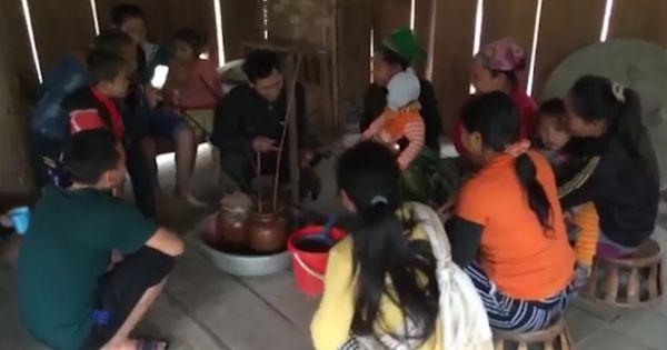 Cộng đồng dân tộc Khơ Mú ở Pú Tửu háo hức đón Tết cổ truyền