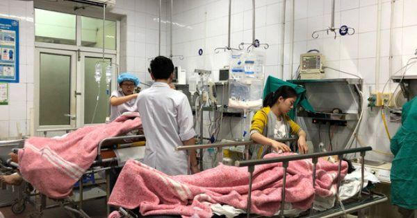 Hơn 3.400 trường hợp nhập viện do đánh nhau trong 5 ngày Tết