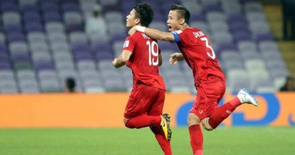 Quang Hải đoạt giải bàn thắng đẹp nhất Asian Cup 2019