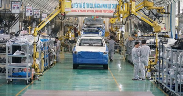 Kinh tế tư nhân bứt phá: Động lực nâng cao năng lực cạnh tranh của nền kinh tế