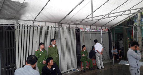 Nghệ An: Phó phòng ngân hàng chém bố tử vong, mẹ và em gái bị thương