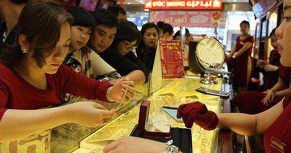 Những điều cần lưu ý khi mua vàng ngày vía Thần tài