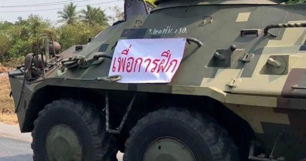 Thái Lan bác tin đồn đảo chính lan truyền trên mạng xã hội