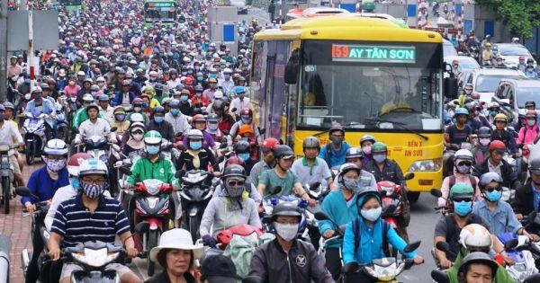 Hạ tầng giao thông quá tải