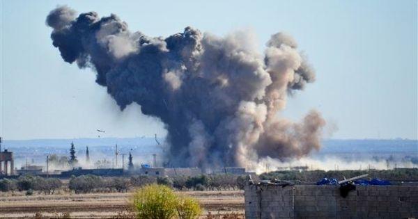 Syria: Liên quân không kích IS khiến nhiều dân thường thiệt mạng
