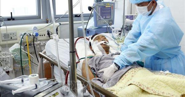 Hai bệnh nhân cúm A/H1N1 ở Hà Nội đang nguy kịch