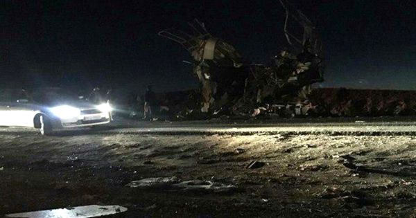 Đánh bom liều chết ở Iran, 27 binh sĩ thiệt mạng