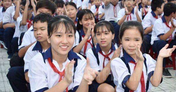 Chính thức thực hiện chính sách giảm học phí cho học sinh tại TPHCM