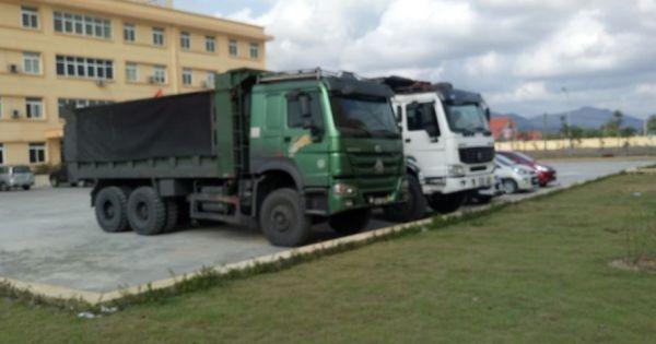 Bắt giữ 9 đối tượng trộm cắp 140 tấn than Công tyPT.Vietmindo Energitama