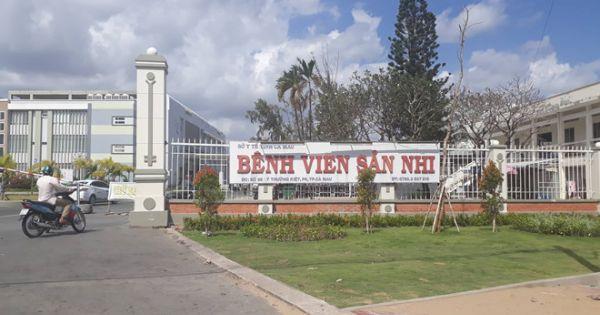 Cà Mau: Bệnh viện Sản – Nhi xin tạm ngưng khám bệnh BHYT ngoài giờ