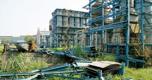 """Hàng ngàn tỉ đồng """"đốt"""" tại dự án gang thép Thái Nguyên"""