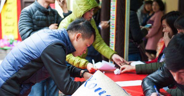 Kiến nghị Giáo hội Phật giáo cấm các chùa dâng sao giải hạn