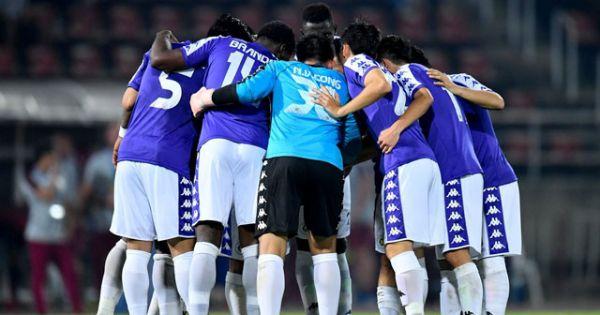 Hà Nội FC để thua đáng tiếc tại vòng loại AFC Champion League