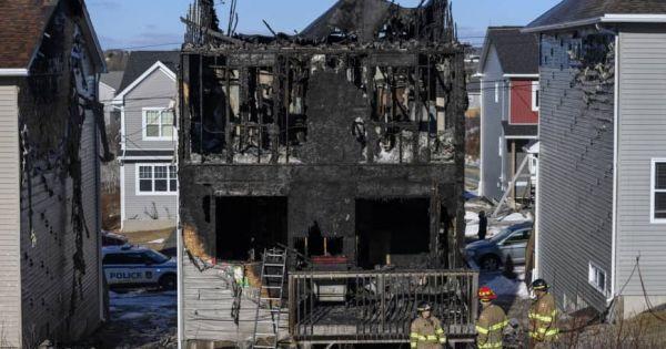 Hỏa hoạn ở Canada, 7 trẻ em người Syria thiệt mạng