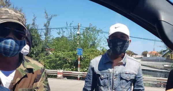 Khởi tố vụ án đập phá ôtô tại Trạm thu phí Bắc Hải Vân