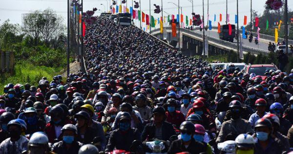 TP HCM có thể cấm xe máy vào trung tâm giai đoạn 2025-2030