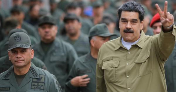 Venezuela đóng cửa biên giới ngăn ngừa xâm phạm lãnh thổ