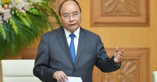 """Thủ tướng Nguyễn Xuân Phúc: Xử lý nghiêm tình trạng """"gói ghém"""" lợi ích cục bộ"""