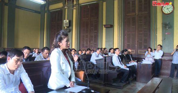 Toàn cảnh phiên tòa xử vụ ly hôn triệu đô vợ chồng Trung Nguyên (phần 2 ngày 20/2/2019)