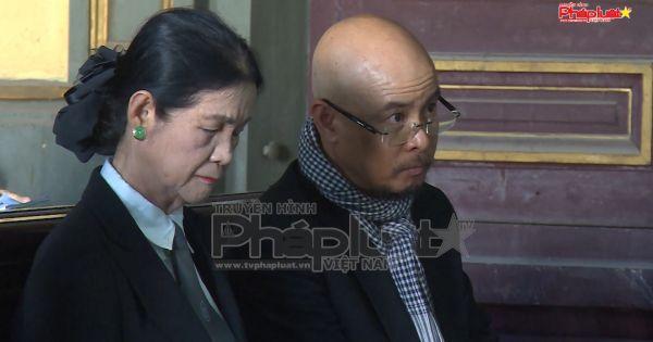 Toàn cảnh phiên tòa xử vụ ly hôn triệu đô vợ chồng Trung Nguyên (phần 3 ngày 20/2/2019)