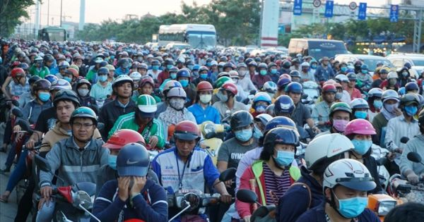 Chuyên gia quan ngại việc TPHCM cấm xe máy từ 2030