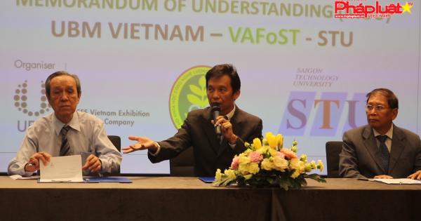 540 đơn vị đăng ký tham gia triển lãm về công nghệ xử lý, chế biến và đóng gói bao bì Việt Nam