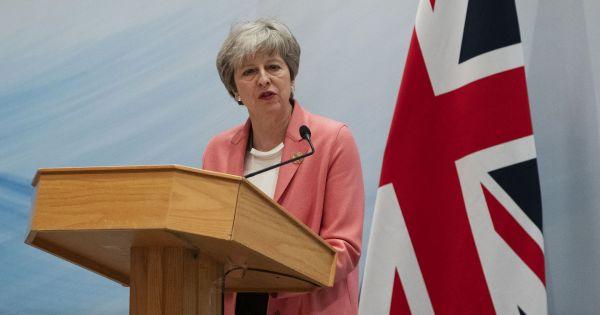 Thủ tướng Anh đề cập khả năng lùi thời hạn thực thi Brexit