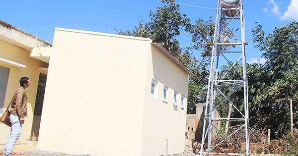 Gia Lai: Chuyện ngược đời công trình xây xong mới… đấu thầu