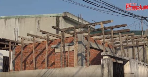 Đà nẵng: Dân hoang mang vì đất nhà ở bị phân lô bán nền