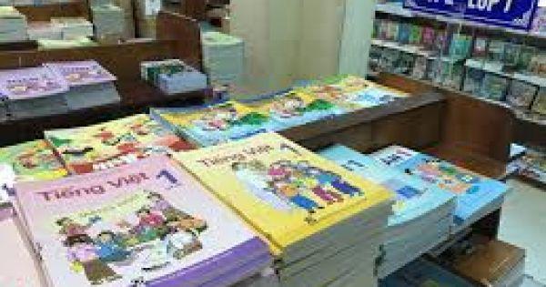 Không tăng giá bán sách giáo khoa năm học 2019-2020