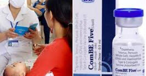 Vẫn tiếp tục sử dụng vắc-xin Combe Five trên toàn quốc