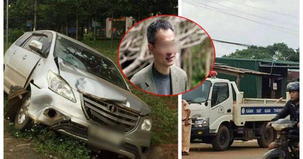 Không khởi tố trung tá công an lái ô tô tông chết người