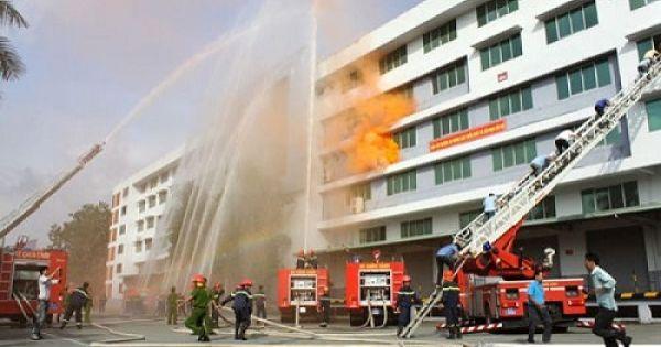 """Công an TP Hà Nội """"bêu"""" tên 74 cơ sở vi phạm phòng cháy chữa cháy"""