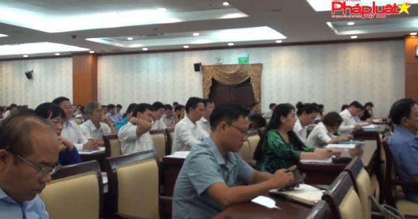 Hội nghị về thực hiện hòa giải và đối thoại trong tranh chấp dân sự và hành chính, tại TAND quận, huyện và tòa TPHCM