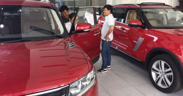 Bán vài trăm chiếc mỗi năm: Tham vọng của ô tô Trung Quốc ở Việt Nam