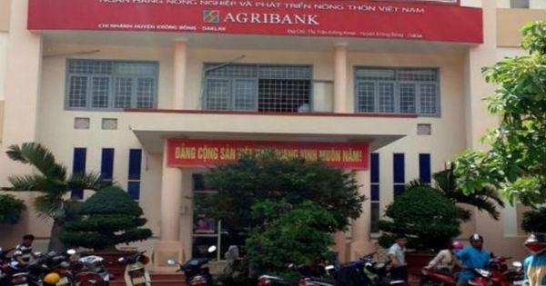 Cán bộ ngân hàng lập khống hồ sơ, chiếm đoạt hơn 114 tỷ đồng