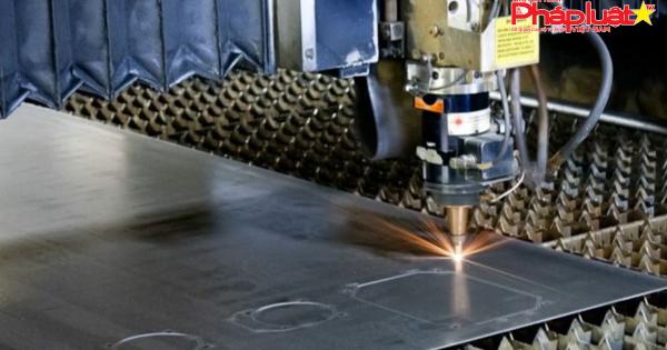 Xử phạt doanh nghiệp sản xuất inox 265 triệu đồng do xả thải vượt quy chuẩn