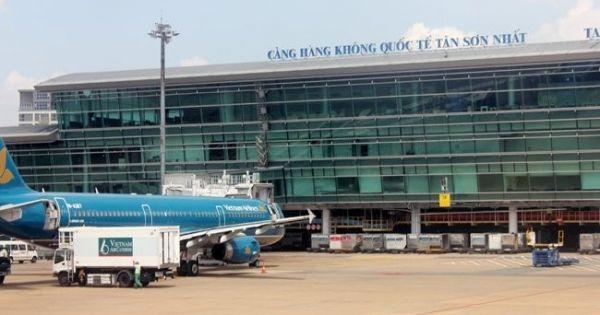 Cảng hàng không quốc tế Tân Sơn Nhất xếp cuối bảng chất lượng dịch vụ