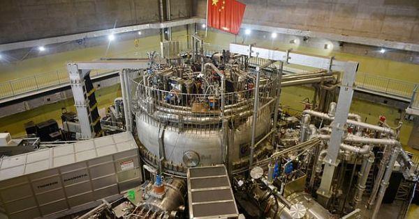 """Trung Quốc sẽ có """"mặt trời nhân tạo"""" - nguồn năng lượng xanh vô hạn"""