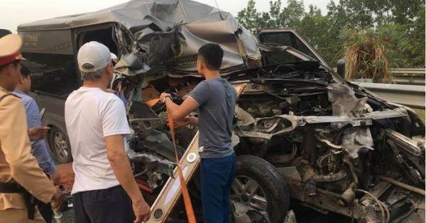 Thanh Hóa ra văn bản khẩn xử lý trách nhiệm xe Limousine gây tai nạn