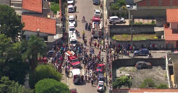 Brazil: Xả súng kinh hoàng tại trường học, nhiều người thương vong