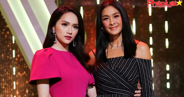 """""""Chị đại"""" Lukkade Metinee và Hoa hậu chuyển giới quốc tế Hương Giang cùng tham gia show truyền hình Người ấy là ai?"""