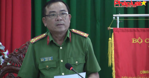 Công an tỉnh Long An thông tin về 2 vụ án nghiêm trọng xảy ra trên địa bàn tỉnh