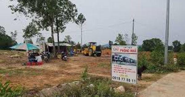 """""""Sốt"""" đất ở Đà Nẵng: Xử lý cán bộ tiếp tay, bao che """"cò"""" đất"""