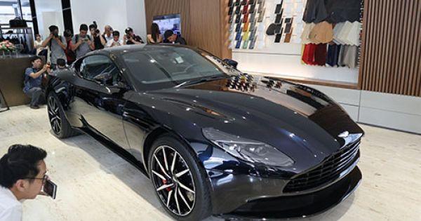 Hãng siêu xe Aston Martin vào Việt Nam, giá từ 15 tỷ