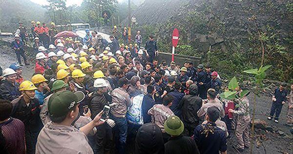 Quảng Ninh yêu cầu xử lý dứt điểm tranh chấp tại khai trường Vietmindo