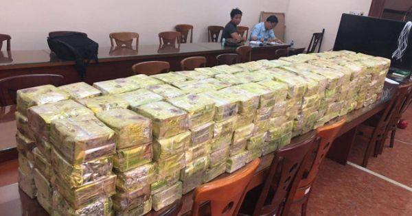 Bộ Công an vây bắt đường dây ma túy cực lớn ở TPHCM