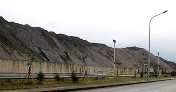 Yêu cầu Formosa hoàn tất hồ sơ dùng xỉ làm đường công vụ