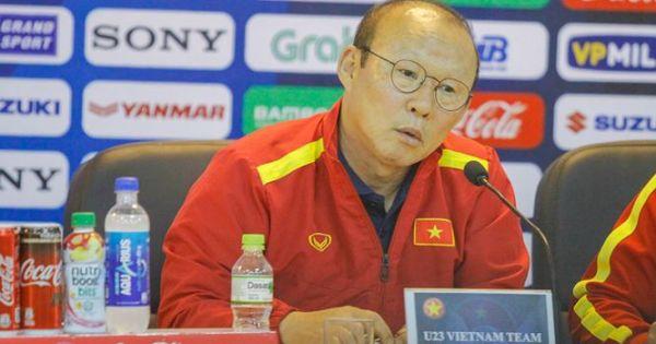 """HLV Park Hang Seo: """"Ngôi á quân châu Á đã là quá khứ"""""""